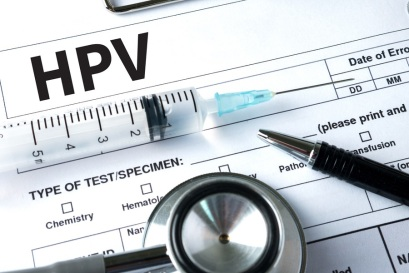 Hpv Concept    Virus Vaccine With Syringe  Hpv Criteria For Pap